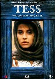 Tess, Nastassja Kinski, Roman Polanski, Region 2 UK compatible New