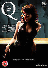 Q (DVD, 2011)  NEW AND SEALED REGION 2