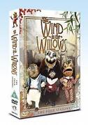 Wind in The Willows DVD