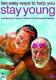 Ten Easy Ways To Help You Stay Young - DVD - BRAND NEW SEALED