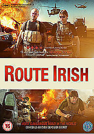 Route Irish NEW SEALED DVD 2011 - <span itemprop='availableAtOrFrom'>Weston-super-Mare, United Kingdom</span> - Route Irish NEW SEALED DVD 2011 - Weston-super-Mare, United Kingdom