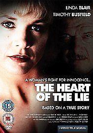 The Heart Of The Lie (DVD, 2006) LINDA BLAIR,