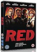 Red DVD Bruce Willis