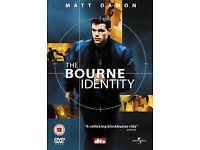 The Bourne Identity (DVD, 2003)