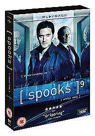Spooks-Series-9-DVD-Peter-Firth-Richard-Armitage-Nicola-Walker
