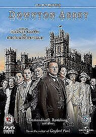 3 dvd box set of Downton Abbey - series one Magnificent serial.