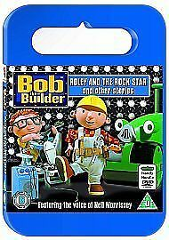 Bob the Builder  Roley and the Rock Star Carry Case DVD 2007 Good DVD B - Croydon, United Kingdom - Bob the Builder  Roley and the Rock Star Carry Case DVD 2007 Good DVD B - Croydon, United Kingdom