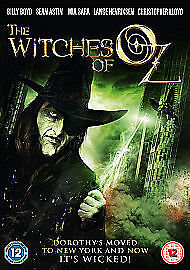 The Witches of Oz (DVD, 2011) NEW SEALED Region 2 PAL