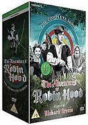 The Adventures of Robin Hood DVD