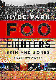 Foo-Fighters-Hyde-Park-Skin-And-Bones-DVD-NIRVANA-QUEENS-OF-THE-STONE-AGE
