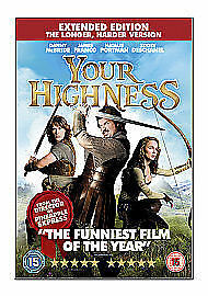 Your Highness DVD 2011 - Coventry, Warwickshire, United Kingdom - Your Highness DVD 2011 - Coventry, Warwickshire, United Kingdom