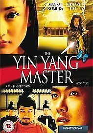 The Yin Yang Master [2001] [DVD] - DVD  BRAND NEW AND SEALED