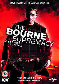 The Bourne Supremacy 2004 DVD Very Good DVD Julia Stiles Franka Potente - Bilston, United Kingdom - Returns accepted Most purchases from business sellers are protected by the Consumer Contract Regulations 2013 which give you the right to cancel the purchase within 14 days after the day you receive the item. Find out more about  - Bilston, United Kingdom