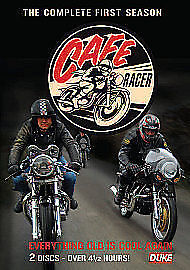 Cafe Racer - Series One [DVD] [NTSC]