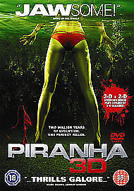 Piranha 3D DVD 2010 - <span itemprop=availableAtOrFrom>Westbury, UK, United Kingdom</span> - Returns accepted Most purchases from business sellers are protected by the Consumer Contract Regulations 2013 which give you the right to cancel the purchase within 14 days after the - Westbury, UK, United Kingdom