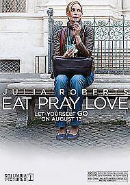 Eat Pray Love DVD 2011 - Laxey, United Kingdom - Eat Pray Love DVD 2011 - Laxey, United Kingdom