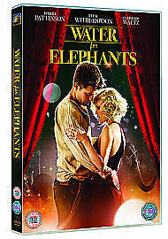 Water For Elephants DVD 2011 - <span itemprop='availableAtOrFrom'>Chesterfield, United Kingdom</span> - Water For Elephants DVD 2011 - Chesterfield, United Kingdom