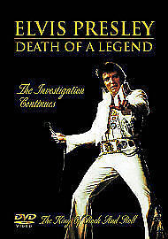 Elvis Presley: Death of a Legend - The Investigation Continues DVD NEW