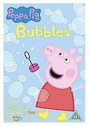Peppa Pig Bubbles DVD