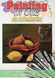 PAINTING IN OILS - AN INTRODUCTION - DVD - REGION 2 UK