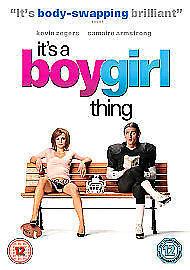 It039s A BoyGirl Thing DVD 2007 - glasgow, United Kingdom - It039s A BoyGirl Thing DVD 2007 - glasgow, United Kingdom