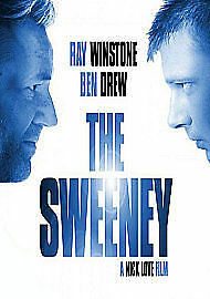 The-Sweeney-DVD-2013-Damian-Lewis-Disc-only