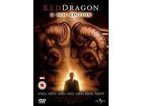 Red Dragon (DVD, 2003, 2-Disc Set) Anthony Hopkins Edward Norton