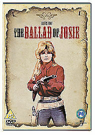 The-Ballad-Of-Josie-DVD-1967-Very-Good-DVD-Don-Stroud-Guy-Raymond-David