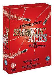SMOKIN-SMOKING-ACES-THE-MOVIES-FILMS-1-amp-2-DVD-NEW