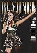 Beyonce I Am World Tour