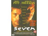 Seven (DVD, 1999)