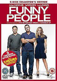 Funny-People-DVD-2009-Acceptable-DVD-Adam-Sandler-Jason-Schwartzman-Seth