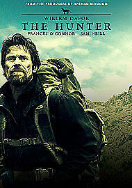 The-Hunter-DVD-2012-Willem-Dafoe-Disc-only