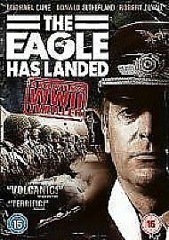 The-Eagle-has-Landed-DVD-1977-Very-Good-DVD-Michael-Caine-Donald-Sutherla