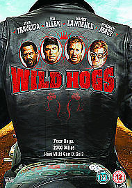 Wild Hogs  MovieFilm DVD NewSealedJohn Travolta William H Macy - LEEDS / PUDSEY West Yorkshire, United Kingdom - Wild Hogs  MovieFilm DVD NewSealedJohn Travolta William H Macy - LEEDS / PUDSEY West Yorkshire, United Kingdom