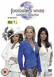 Footballers' Wives - Series 5 - Complete (DVD, 2012, 3-Disc Set)