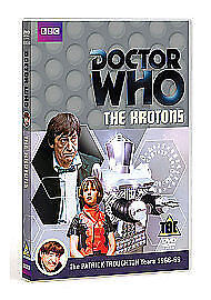 Doctor Who - The Krotons  DVD Patrick Troughton is Dr Who & Philip Madoc Eelek