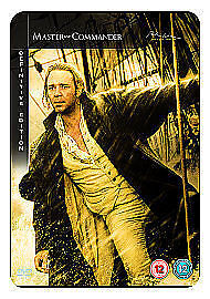 Master And Commander - The Far Side Of The World (DVD, 2007, 2-Disc Set)