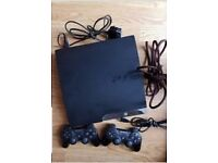 Sony PS3 console, 2 controllers, Games
