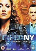 CSI New York Box Set