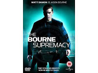 The Bourne Supremacy (DVD, 2005)