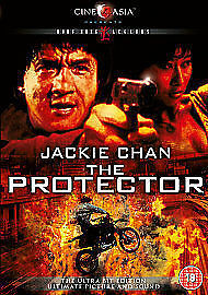 The Protector - Jackie Chan - Cine Asia - New and Sealed