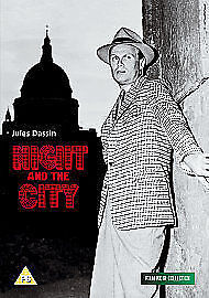 Night And The City (DVD, 2007) new and sealed free post