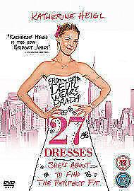 27 dresses dvd