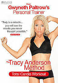 Tracy-Anderson-Method-Total-Cardio-Workout-Fitness-DVD-Brand-New