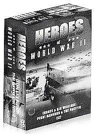 Heroes Of World War II [DVD] Heroes of World War II