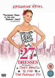27 Dresses DVD 2008 - Glasgow, United Kingdom - 27 Dresses DVD 2008 - Glasgow, United Kingdom