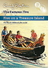 Enid Blyton039s The Famous Five  Five On Treasure Island DVD DVD  50356730089 - Leicester, United Kingdom - Enid Blyton039s The Famous Five  Five On Treasure Island DVD DVD  50356730089 - Leicester, United Kingdom