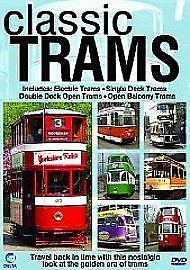 Classic Trams - DVD- NEW AND SEALED