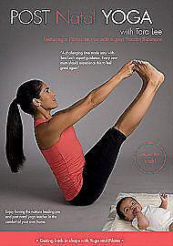 Tara Lee - Post Natal Yoga with Tara Lee - Tara Lee (DVD) (New & Sealed)